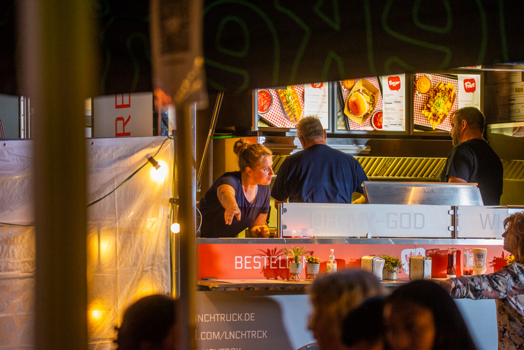 Lunchtruck - American Streetfood