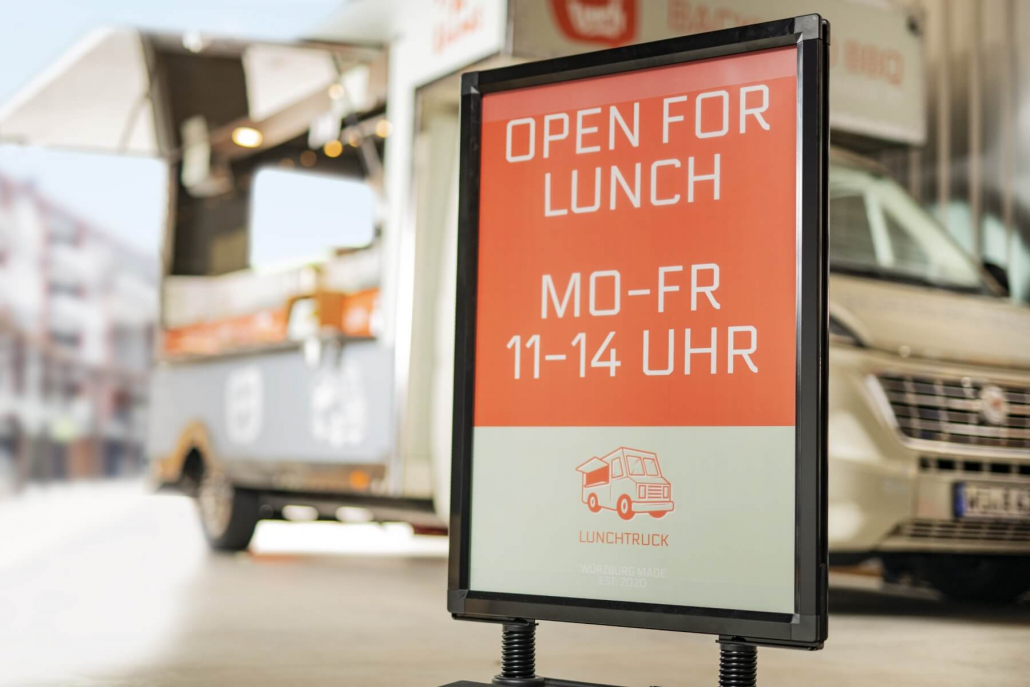 Lunchtruck Gallery: Open for lunch
