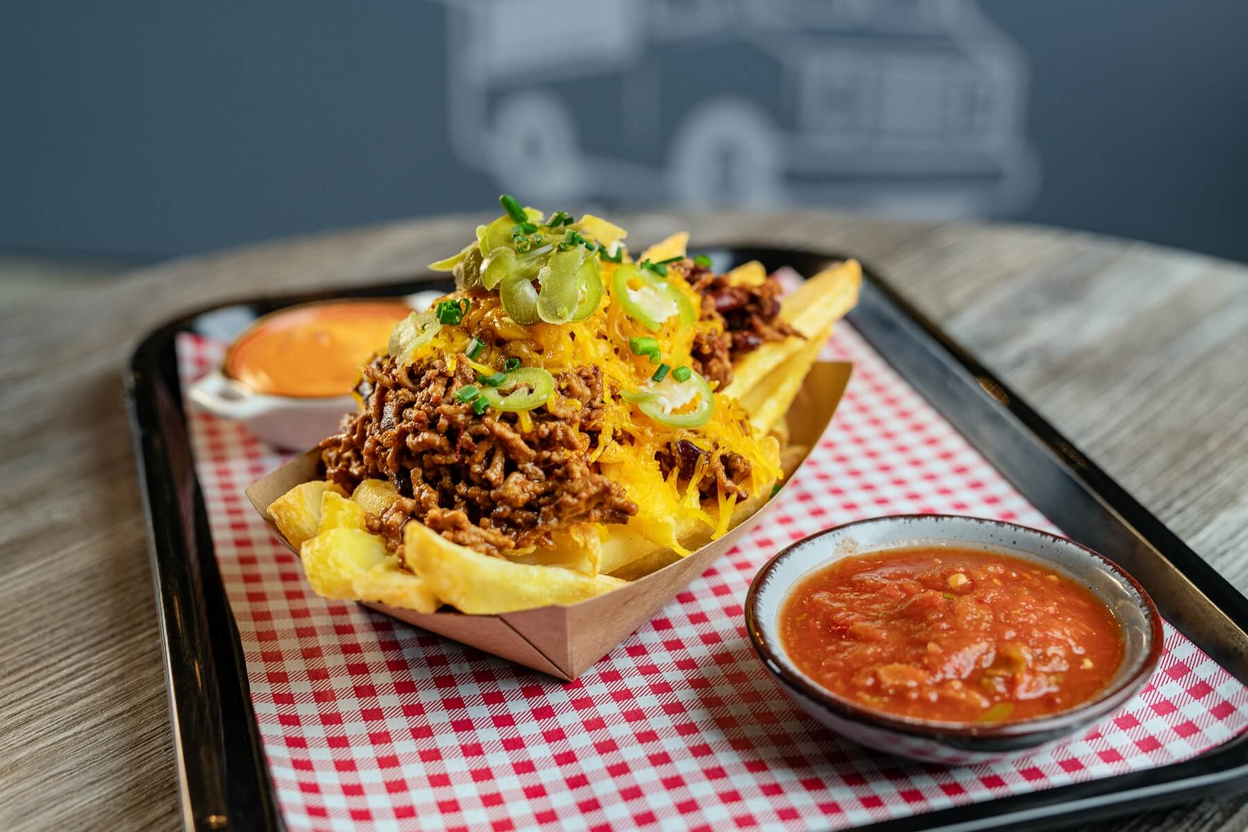 Lunchtruck Gallery: Fries