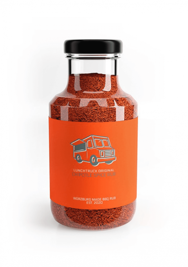 Lunchtruck Chipotle Spice Rub